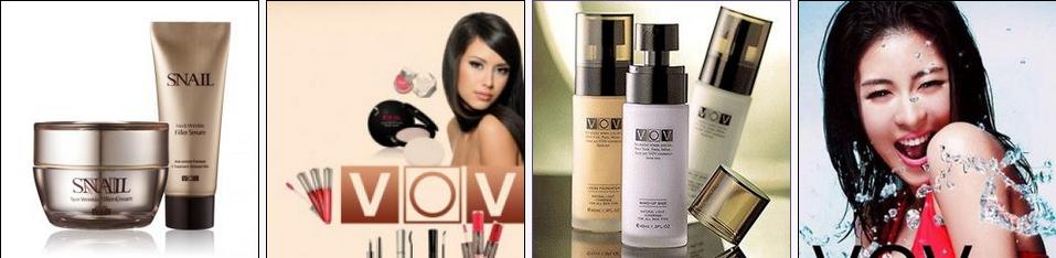Vov корейская косметика купить elizabeth grant косметика купить